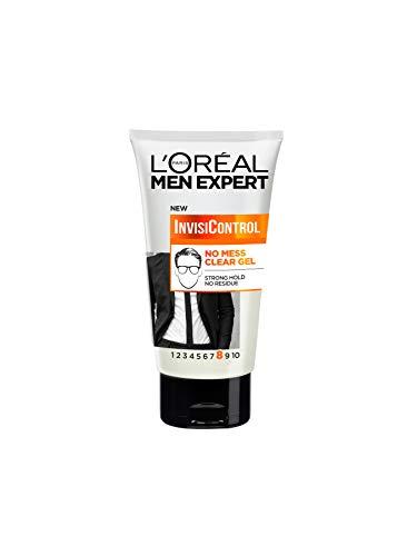 L'Oreal Men Expert Hair Gel Men Expert Invisi Control Neat Look Hair Gel...
