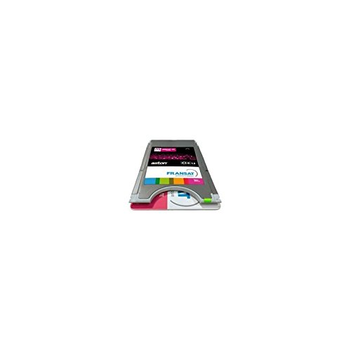 Aston Minisat HD Easy - Receptor TV satélite, multicolor