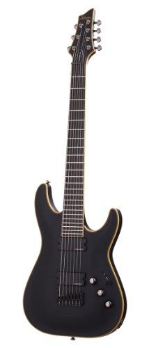 Schecter 392 Blackjack Atx C-7 ABSN E-Gitarre BLACKJACK ATX C-7 Volle Größe ABSN.