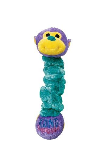 KONG Squiggles - Juguetes para mascotas, colores y modelos surtidos ⭐