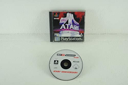 Atari Anniversary Edition Redux [PlayStation]
