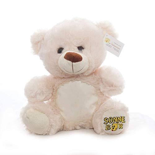 SonneBÄRger Teddywerkstatt Teddy Happy zum selber stopfen