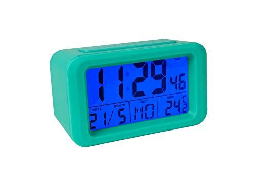 Fisura CL0934 Reloj Despertador Digital con Pantalla LCD con