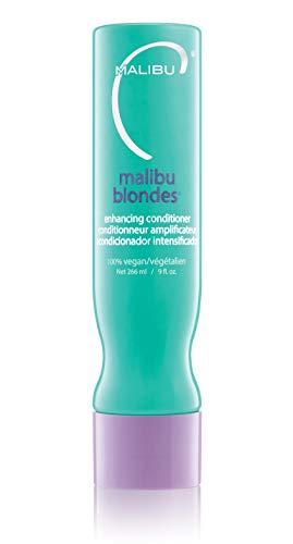Malibu C: Blondes Enhancing Conditioner for Shimmer and Shine, 9 oz