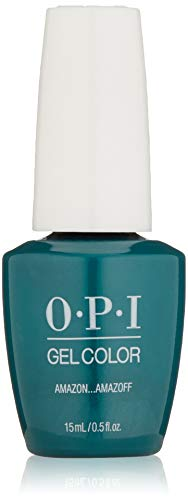 OPI GelColor Esmalte De Gel De Uñas (AmazON AmazOFF) - 15 ml.