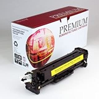 HP 305A CE412A Reman Yellow Toner 2.6K PR
