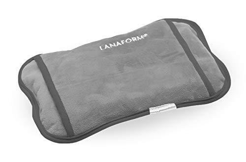 Lanaform Hand Warmer – Bouillote électrique rechargeable avec poche intérieure