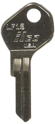 Kaba Ilco LF18 Key Blank Lower and Fletcher, 114875