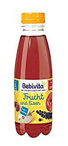 Bebivita Frucht & Eisen, 6er Pack (6 x 500 ml)