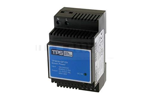 15V, 30W Hutschienen-Netzteil stabilisiert, TDR30-12VK(15V), für Türsprechanlagen/Türsprechanlage/Videoüberwachung