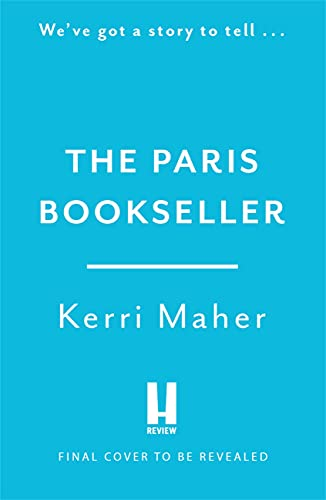 The Paris Bookseller (English Edition)
