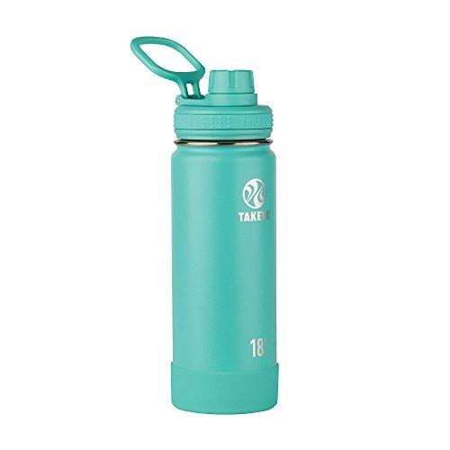 Takeya Insulated Water Bottle, 18 oz