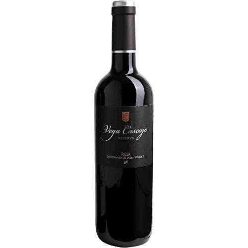 Vega Cascajo Reserva 2013 Rioja Reserva DO tinto Rotwein trocken Bodegas Isidro Milagro Rioja Spanien 750ml-Fl