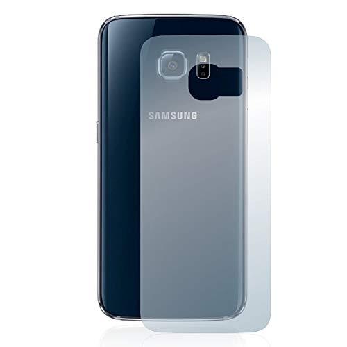 Todotumovil Protector de Pantalla Galaxy S6 Edge Plus Trasero de Cristal Templado...