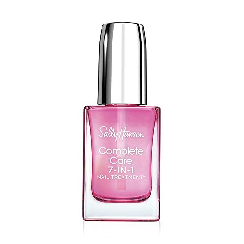 Sally Hansen Complete Care 7-in-1 Nail Treatment - nail polishes (Women, Pink, Protection, Strengthening, Bottle), 13.3 ml