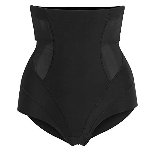 Hoge taille Postpartum Vermelding Hip Bodybuilding Shaping Pants Butt Lifter Panty Shaping Panties Mirror Essentials Body Shaper(L)