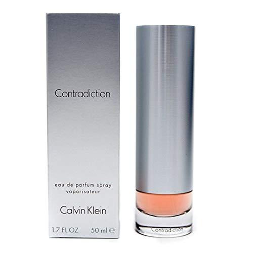 Calvin Klein Contradiction Damen, Eau de Parfum, 1er Pack (1 x 50 ml)