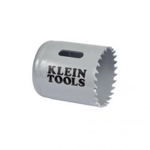 Klein Tools 31528 Bi-Metal Hole Saw, 1-3/4-Inch
