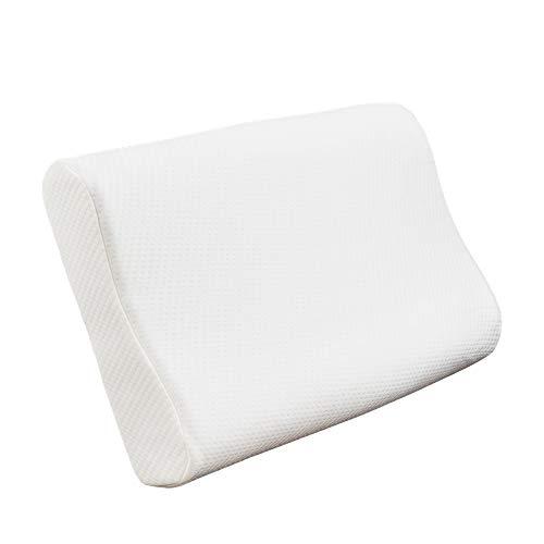 JY Memory Foam Orthopedic Pillow Contour Pillow Soft Cervical Pillow Premium Neck Support Pillow Best Cervical Neck Pillow for Side & Back Sleeper