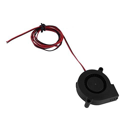 ghfcffdghrdshdfh professionele en praktische 3D-printeronderdelen 50 mm * 50 mm * 15 mm 5015 Radial Turbo ventilatorventilator DC 12 V