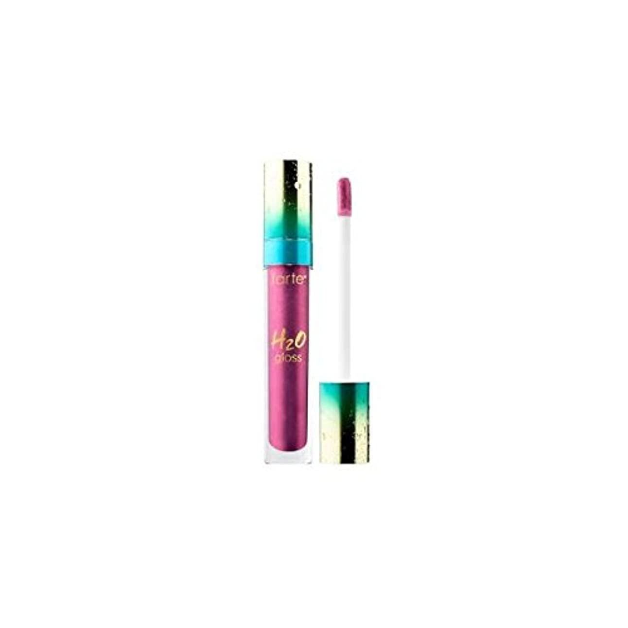ヘア悲観主義者証言tarteタルト リップ グロス H2O Lip Gloss - Rainforest of the Sea Collection Shimmer finish