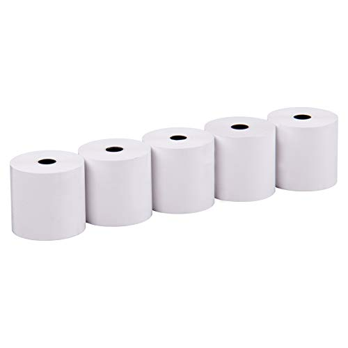 Why Should You Buy VEIT 10821005 Thermal Rolls 57 x 55 x 12 mm Pack of 5