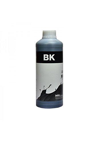 Tinta pigmentada Negro 1L Compatible con Ciss Epson 16 / 16XL para impresoras WorkforceWF-2010W / WF-2510WF / WF-2520NF / WF-2530WF / WF-2540WF / WF-2630WF