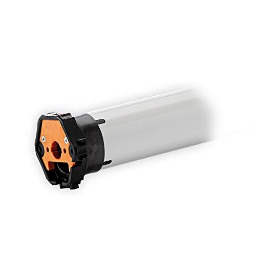 Elero RevoLine M Mechanischer Rohrmotor/Rolladenmotor VariEco M30 | 30Nm inkl. drei Hochschiebesicherungen (getestet von DIWARO), Motorlager. Anschlusskabel und SW 60 Adapter/Mitnehmer.