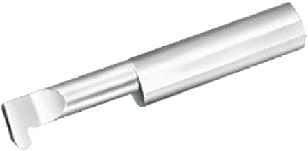 Ball End TiCN Coated 1//32 Cutting Diameter Bassett MSE-2B Series Solid Carbide General Purpose End Mill 0.094 Cutting Length 1-1//2 Length Pack of 1 2 Flute 30 Degrees Helix