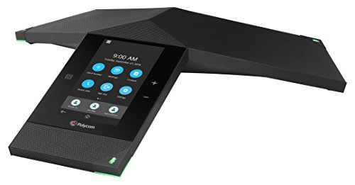 Telefone AudioConferencia Polycom IP Real Presence Trio 8800, Wi-Fi (802.11a/b/g/n), Bluetooth, (Skype for Business/Office 365), IEEE 802.3at PoE