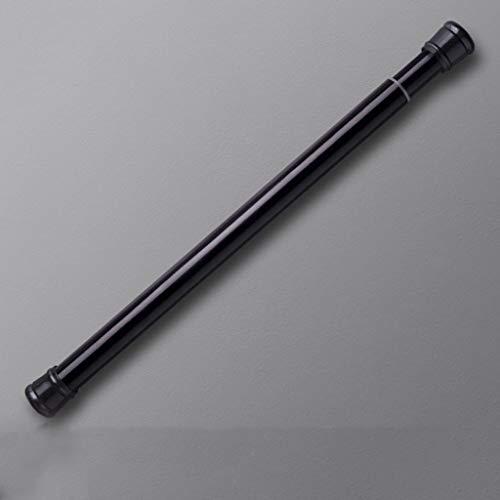 BLSTY Punch gratis telescopische staaf, uitschuifbaar gordijn staaf gemakkelijk te installeren voor verduisterende gordijn kraal gordijn deur gordijn douchegoot