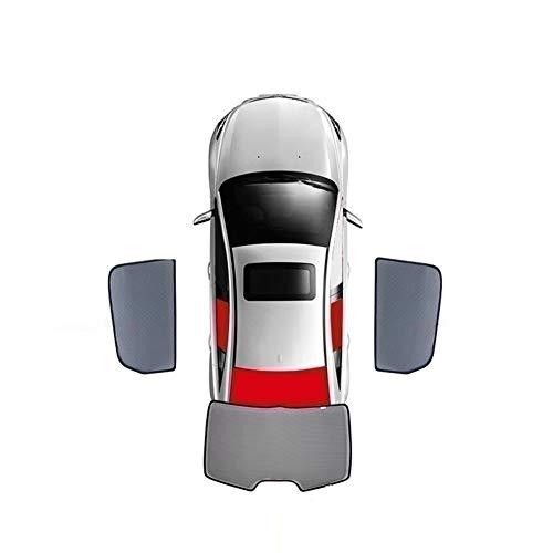 Para Land-Rover Discovery-3/4/5/Sport/Magnetic Special Cortina Parasol de malla para ventana de coche, totalmente cubierto, anti-peeping (tamaño : 3 ventanas traseras)
