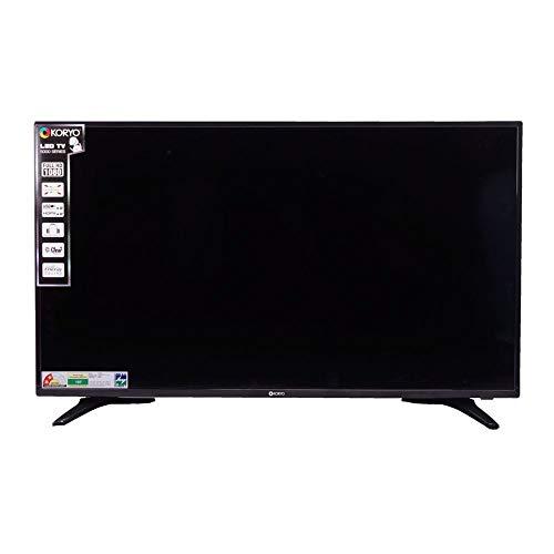 Koryo 102 cm (40 Inches) Full HD LED TV KLE40FNFLF71T (Black) (2019 Model)