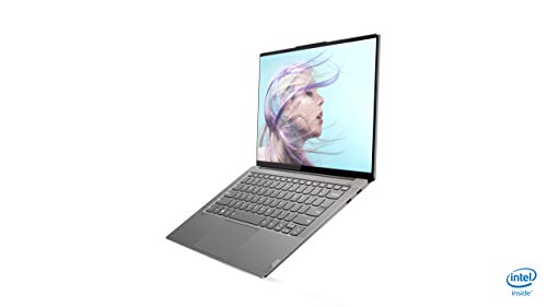 Lenovo Ideapad S940 Notebook, 14-Inch FHD (1920 X 1080) IPS Display, Intel Core i7-8565U Processor, 8GB DDR4 OnBoard RAM, 256GB NVMe SSD, Windows 10, 81R00004US, Iron Grey