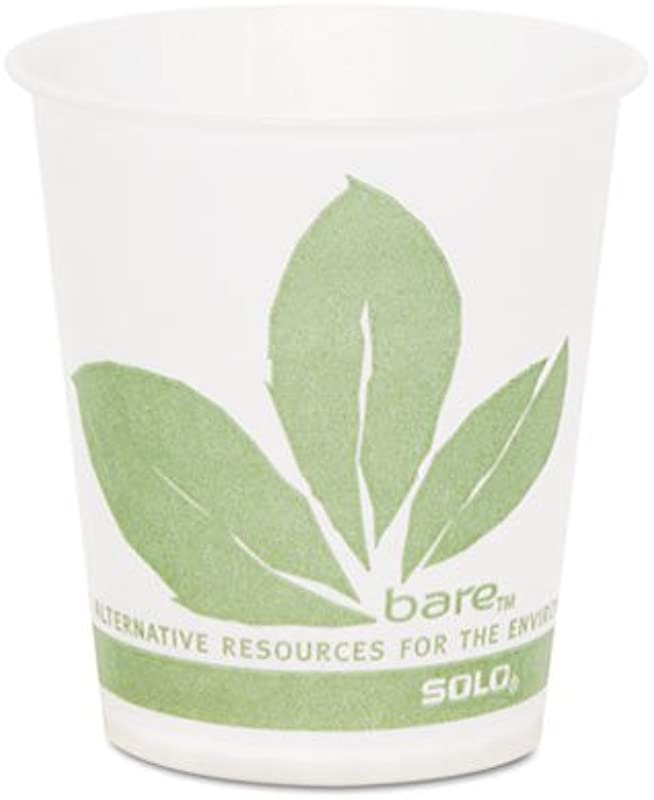 Paper Cold Cup Bare Design 5 Oz 3000 Carton