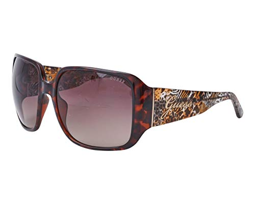 Guess gafas de sol GU7682 52F gafas de sol de Mujer de color Havana brown tamaño de la lente 62 mm