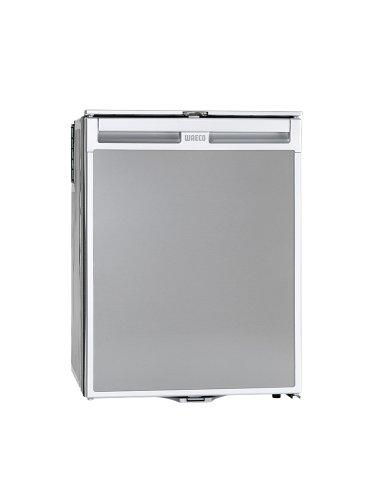 Waeco 9105303297 CoolMatic CR80 Frigorífico de Compresor Empotrable Frontal, Plateado Mate, 80 litros, 12/24V
