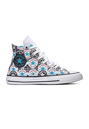 Converse Chucks CTAS HI 167031C Mehrfarbig, Schuhgröße:38