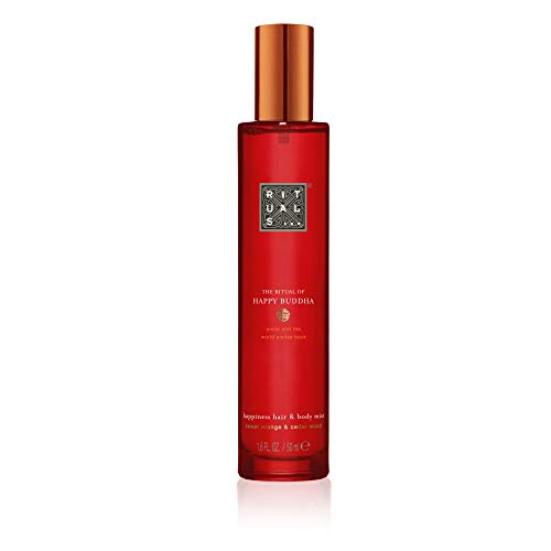 rituals bed and body spray