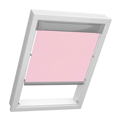 sun collection Dachfenster Thermo Rollos für Roto Fenster - Profilfarbe Silber (auch mit weißen Profilen erhältlich)