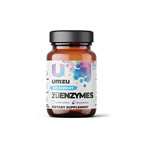 zuENZYMES Digestive Enzymes