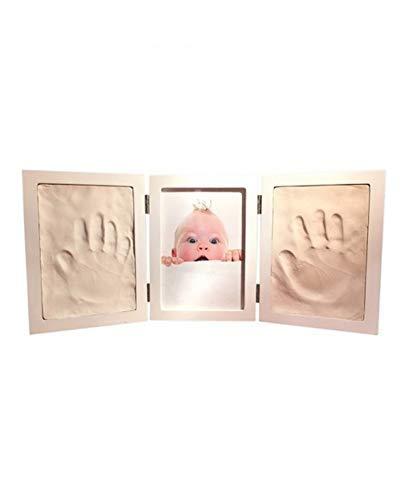 Artemio 13040007 - Marco de Fotos para bebé y Foto, Color Blanco, 30 x 3,5 x 20 cm