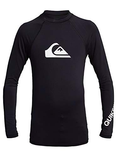Quiksilver™ All Time Long Sleeve UPF 50 Rash Vest Jungen 816