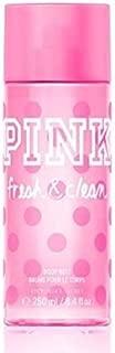 Victoria's Secret Pink Fresh & Clean for Women Body Mist, 8.4 Ounce