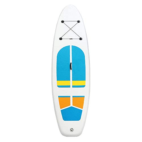 Kuingbhn Stand Up Paddleboarding al aire libre 9 pies inflable tabla de surf set stand up silla surf barco onda paseo deportes acuáticos SUP tabla adulto