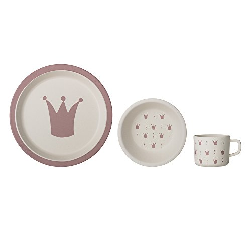 Bloomingville Geschirr Set Princess 3-teilig