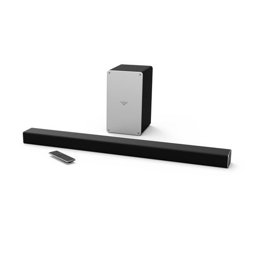 "VIZIO SB3621n-E8M 36"" 2.1 Sound Bar System, Black"