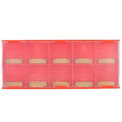 Groovende hardmetalen wisselplaten, 10 stuks MGMN150-G Groovende hardmetalen wisselplaat CNC draaibank cutter draaigereedschap