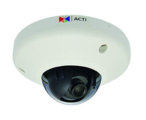 Acti E93 IP-camera (5 megapixel)