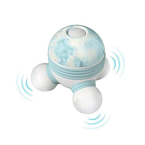 mini massagers HoMedics Marbelous Mini Massager -Vibration Massage with Comfort Grip, Batteries Included